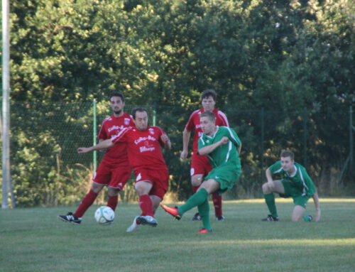 Bei den Fussballern der Kooperation VfB Wetter II / TSV Amönau rollt der Ball schon länger!!!